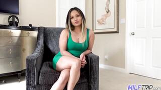 Ázsiai milf szexfilm
